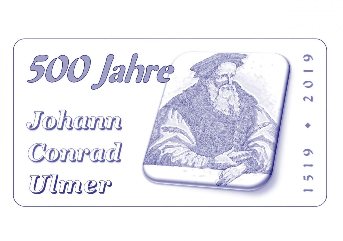 Johann Conrad Ulmer - Logo